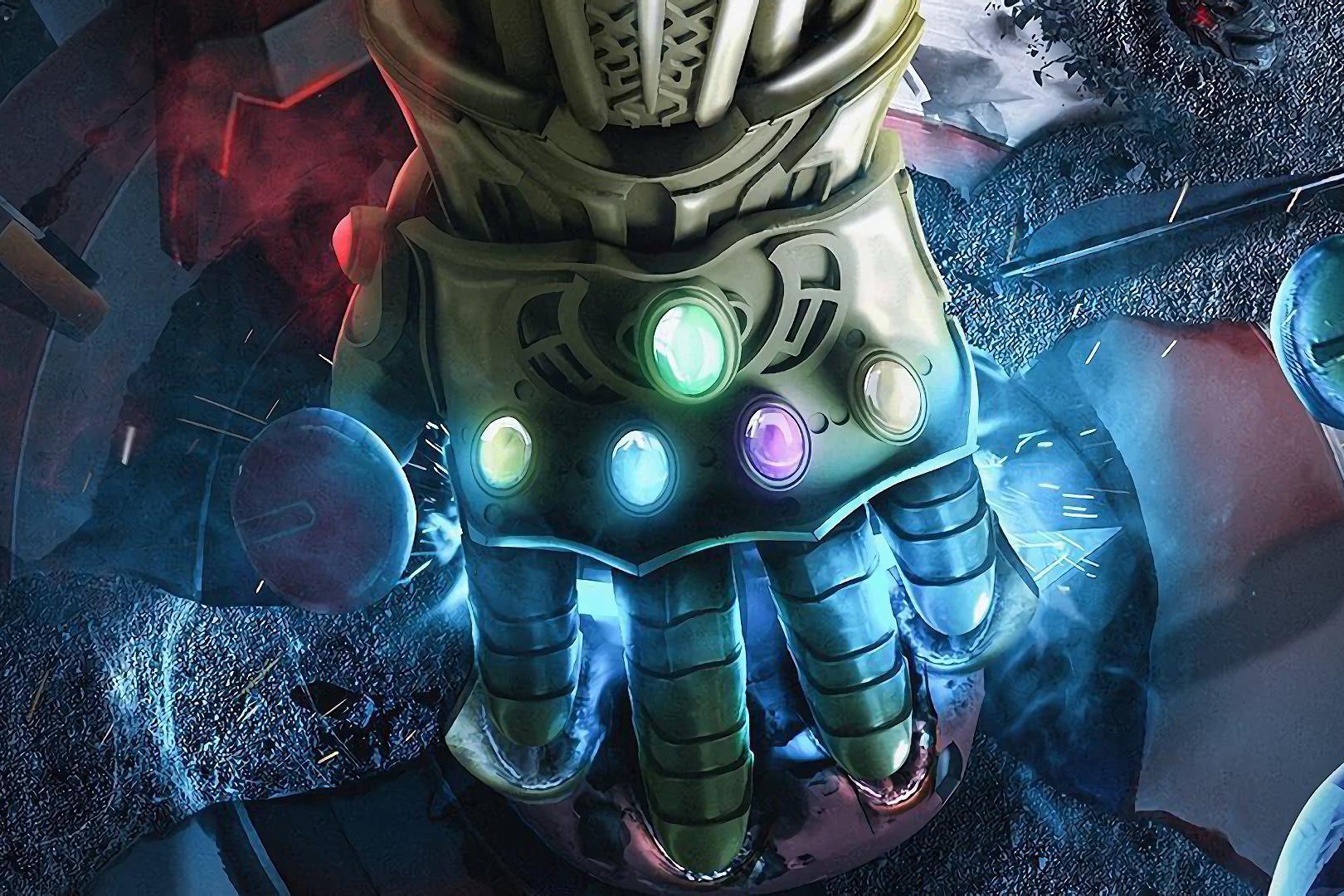复仇者联盟3 集齐所有漫威英雄,为什么还不能打败灭霸