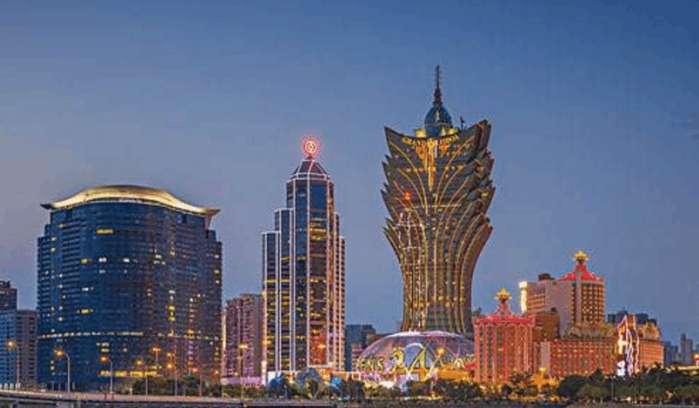 澳门最著名的5家赌场,最后一个没有赌牌,有望取代