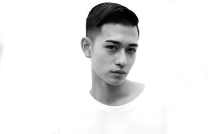发型设计与脸型搭配,男生短发发型铲两边
