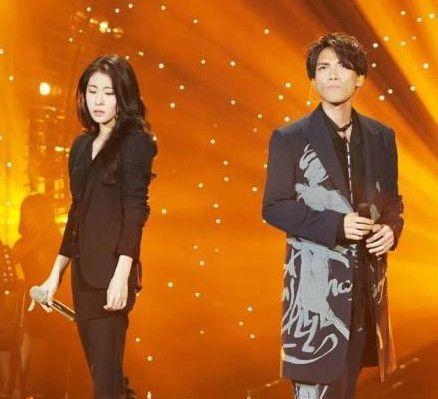张碧晨杨宗纬_好在张碧晨和杨宗纬属于实力派没有被影响,在歌曲后半段完全进入佳境