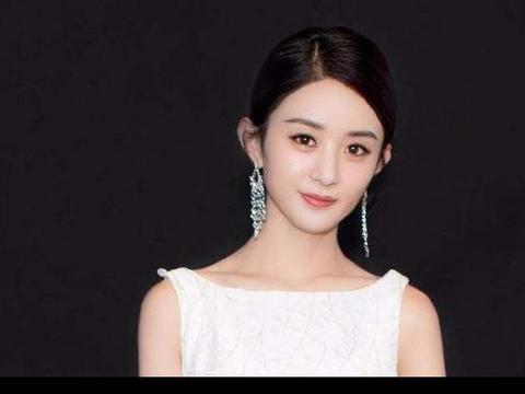 赵丽颖心中最帅的男艺人,不是李易峰林更新