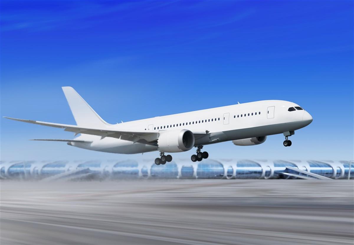 飞机起飞时为什么的要在机场盘旋一周呢?看完涨知识了图片