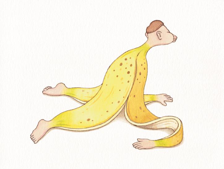 法国裸体大全_人体游乐园   法国巴黎插画家 jules le barazer