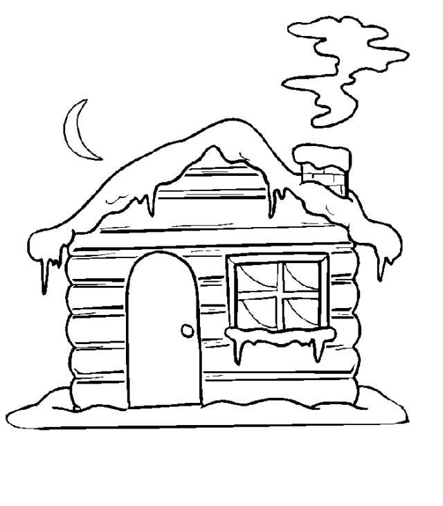 【简笔画】幼儿园房子简笔画绘画教程,六一必备简笔画图片