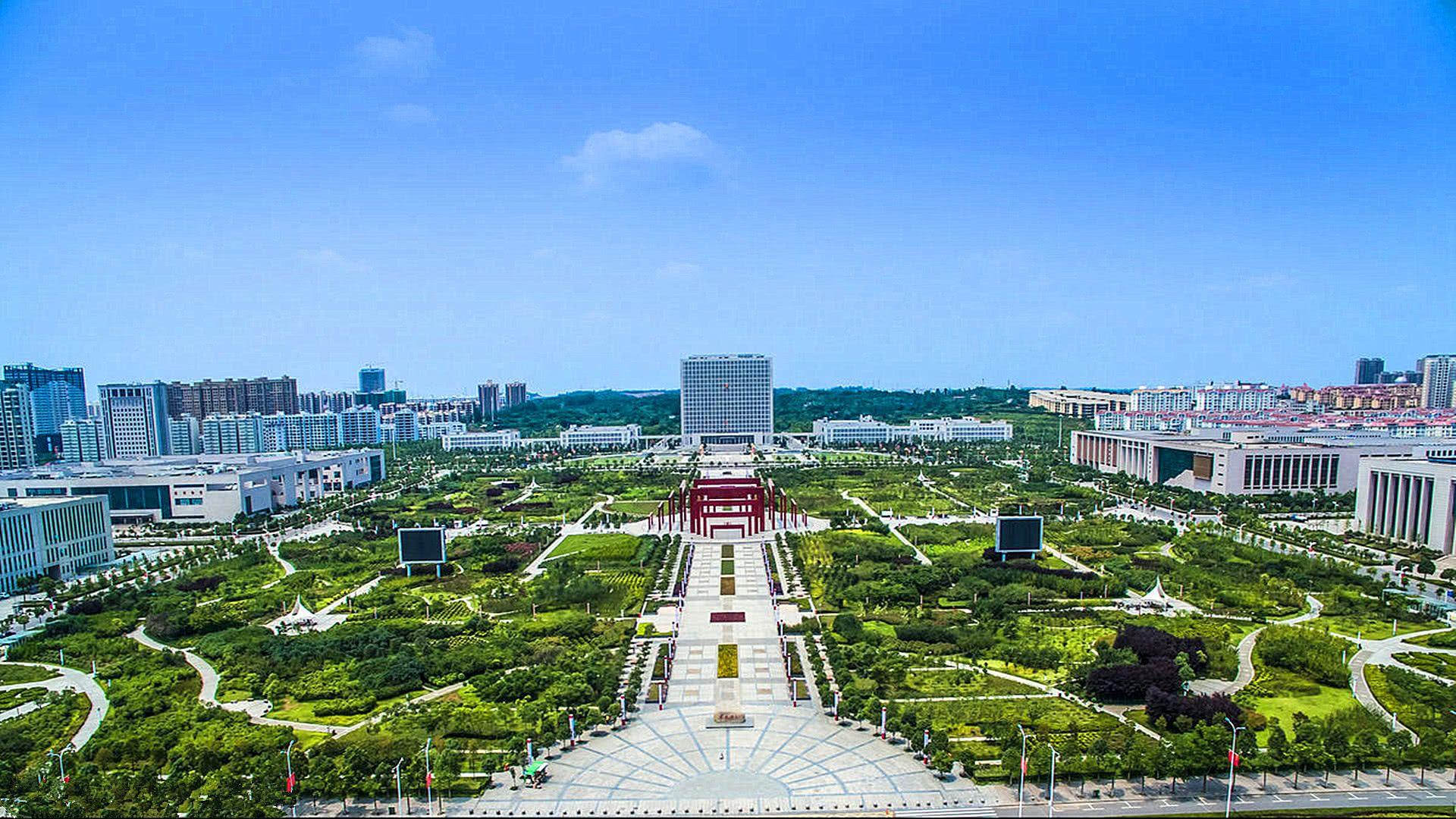 河南最强的4个三线城市,洛阳第1,信阳第3,没有许昌 新乡