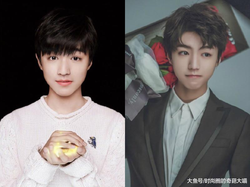 18岁王俊凯的新发型继续帅到开挂! 网友: 用三个字形容就是清纯撩图片