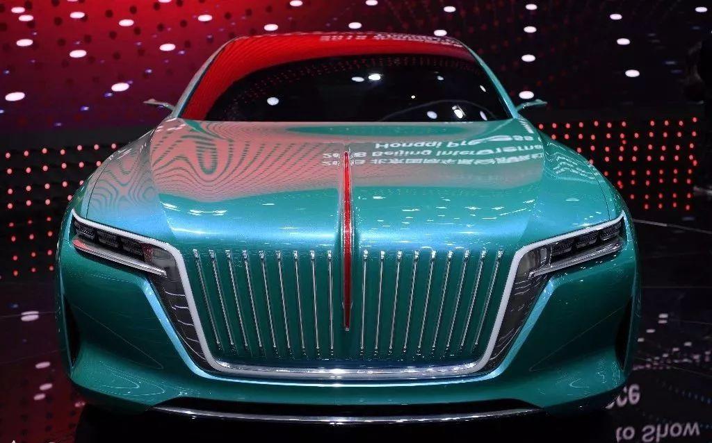 北京车展上我啥都不服,就服这几款妖艳无比的概念车