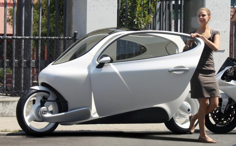 """摩托车 汽车用品 轿车 交通 新能源汽车  这辆车叫""""Lit..."""
