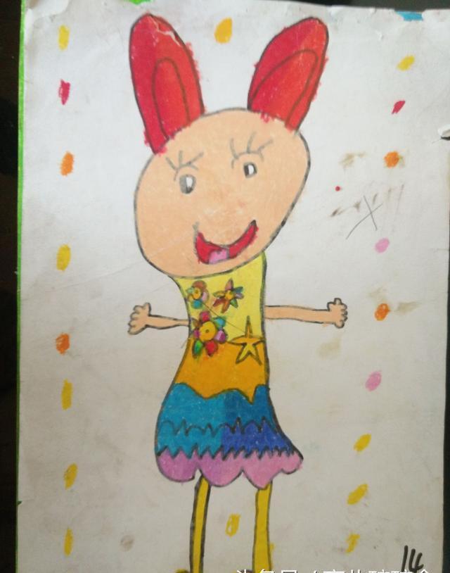 3-6岁幼儿绘画素材图片