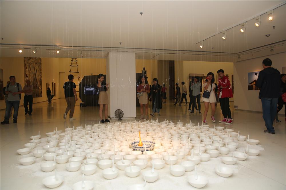 推倒美术馆的墙,西安43场馆联动 2018西安当代艺术展盛大启幕