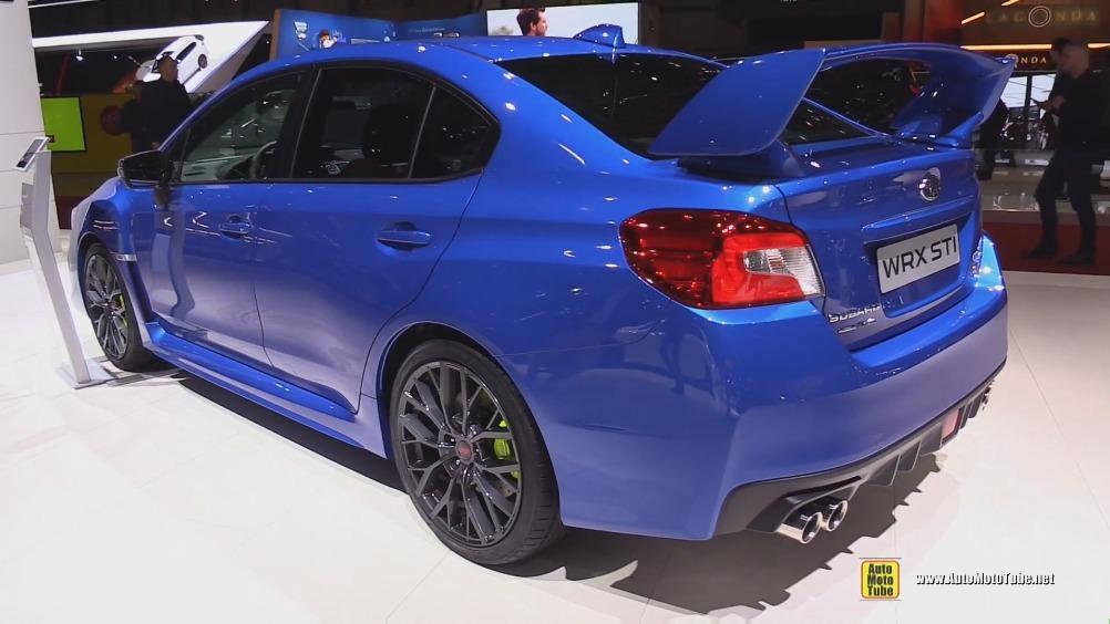 扮猪吃老虎的超跑杀手 2018斯巴鲁翼豹Subaru WRX STI内外实拍