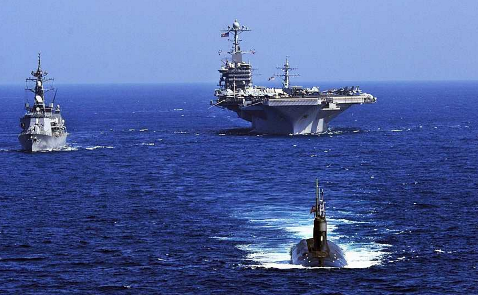 东地�_中国舰队现身东地中海,联合国五常