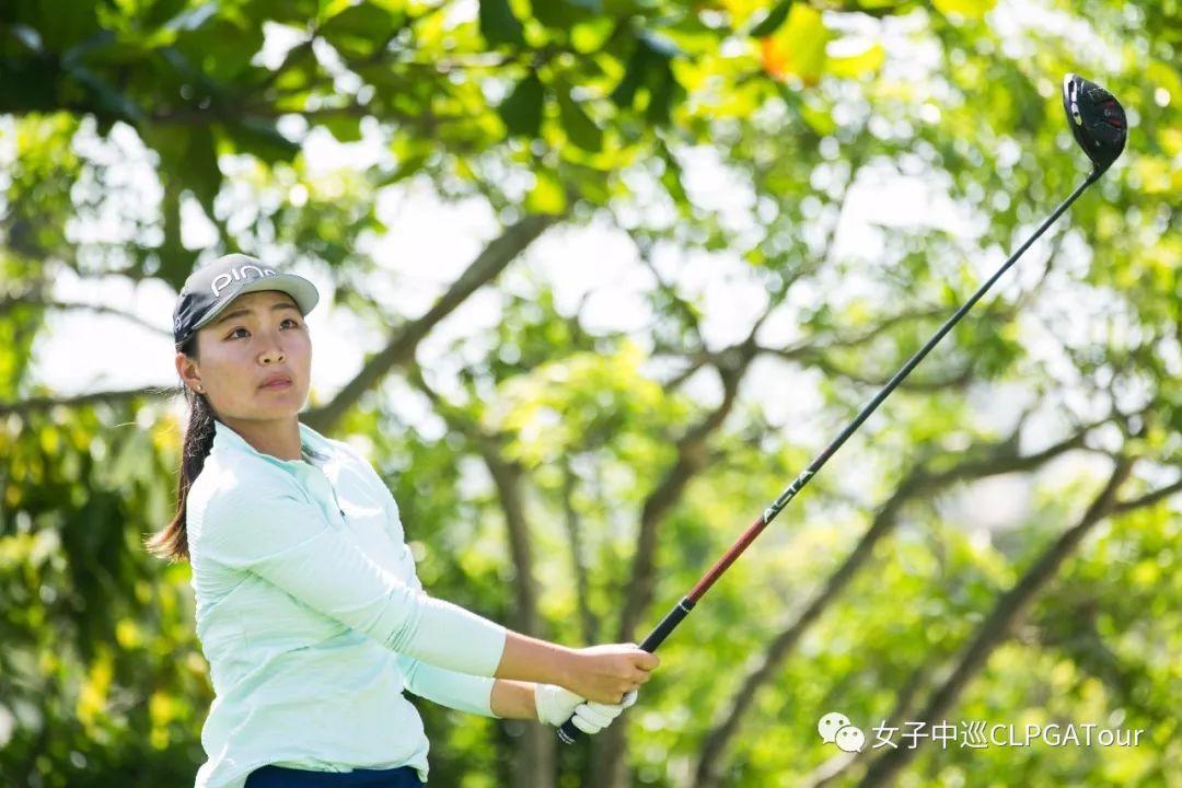 杜墨含男子赛场交69杆创纪录 张婕娜琳T8结束日巡二级赛