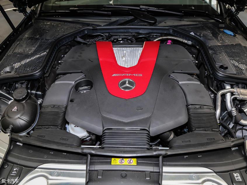 AMG未来或仅提供四驱? 算了有V8就好