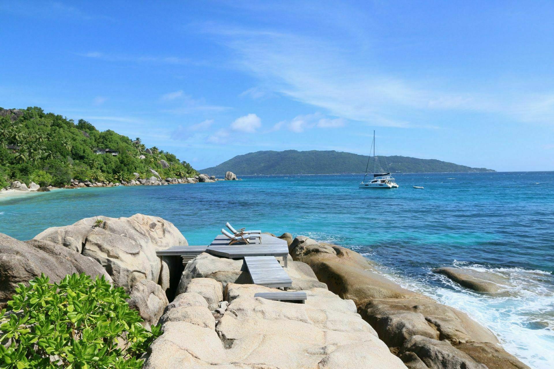 游览 非洲 塞舌尔 马埃岛 圣安妮海洋国家公园