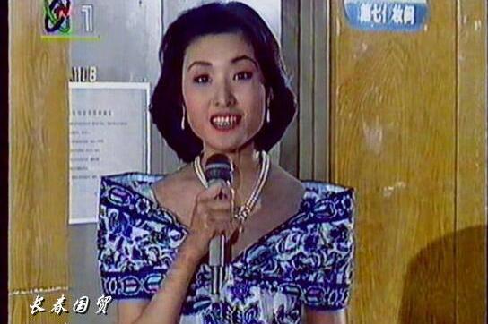 周涛25年前旧照曝光,《综艺大观》首秀清纯甜美