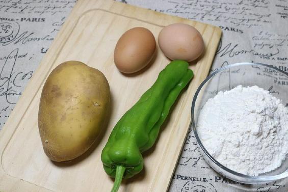 不用加水,不用揉面,搅一搅5分钟就可以做好的早餐饼,特别香!
