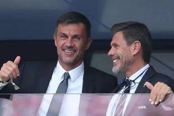 AC米兰刚有复兴苗头又折腾,马尔蒂尼确定赛季末离队