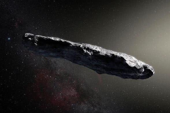 疑似外星飞船被发现,正快速飞向地球,还重复发送六次无线电信号