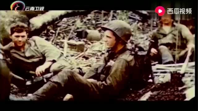 美军太平洋最惨一仗,半小时阵亡2000人,日军阵亡不到百人