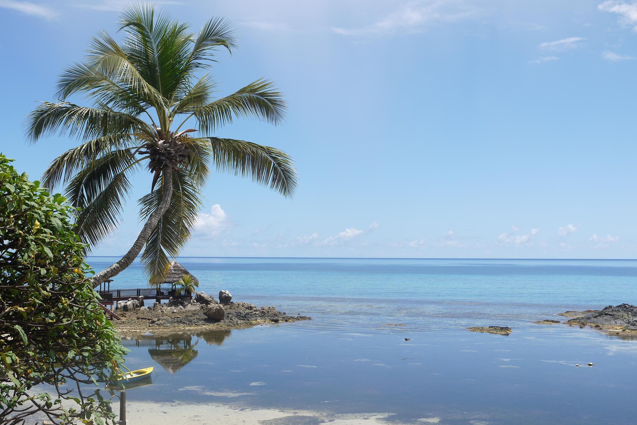游览 非洲 塞舌尔 马埃岛