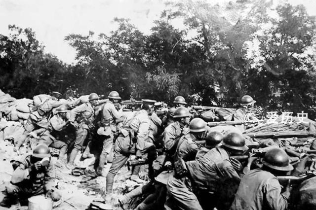 侵华日军制造的五三惨案独家照片 不想看到统一的中国