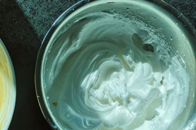 入口即化的Q弹抖臀淡奶油蛋糕淡奶油消耗?
