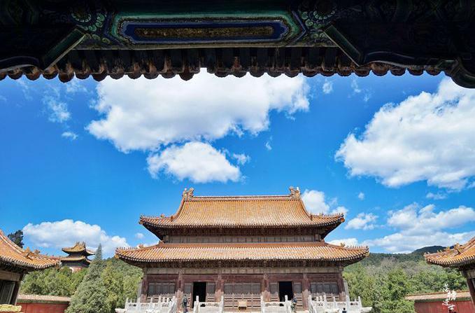 遵化清东陵中最精美的陵寝,充满了传奇,很多游客都想来看看