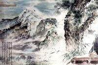 他诗名颇高,与王维高适等人过从甚密,历史记载却寥寥无几