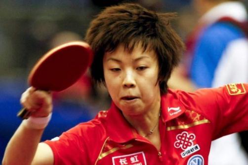 史上强的五位中国女乒乓球运动员,邓亚萍第一无敌