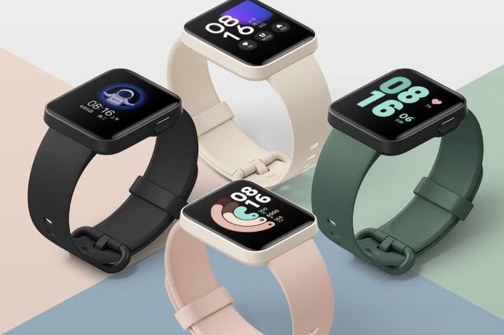 智能手表二百多元性价比 小米Redmi Watch中兴Watch Live