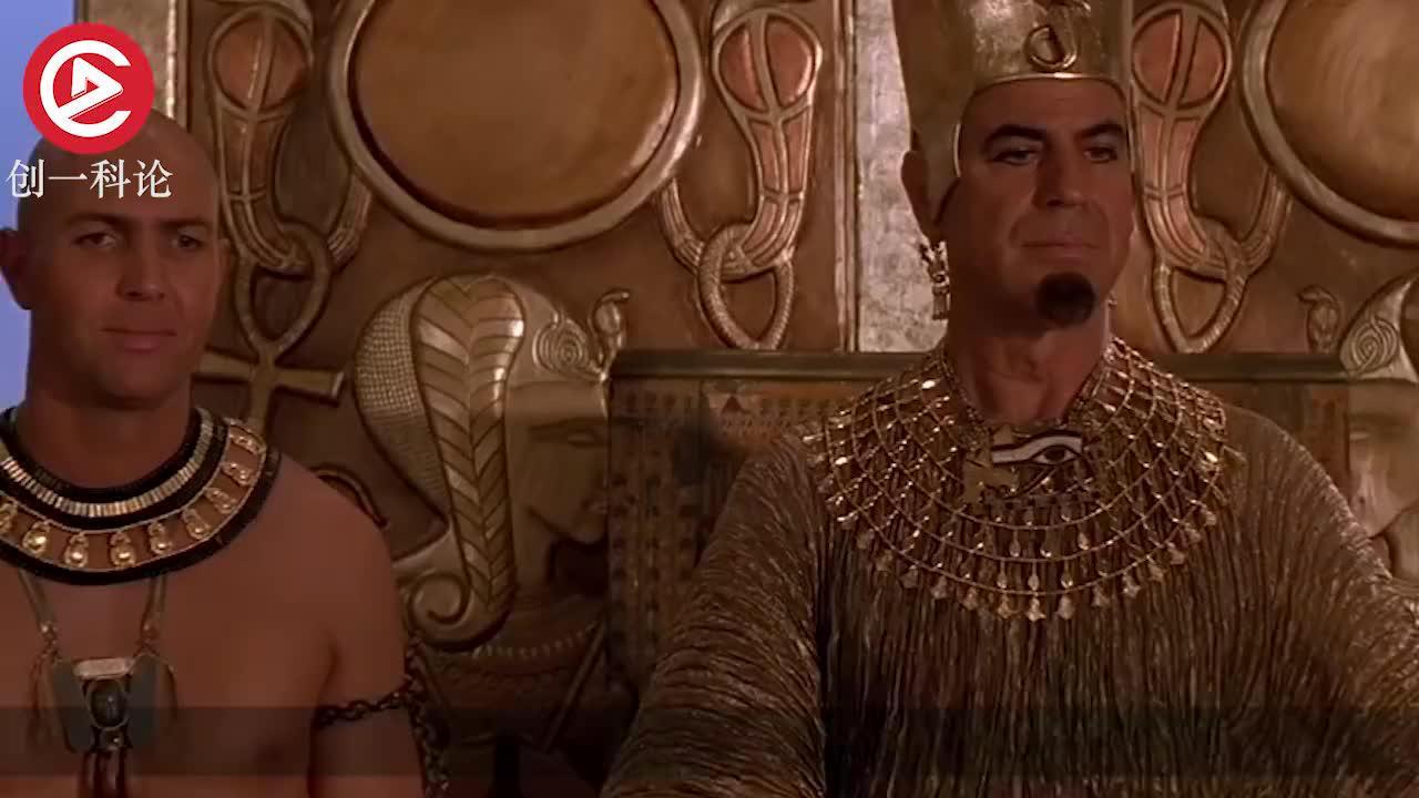 埃及金字塔发现密室,木乃伊内躺的不是类人,专家怀疑埃及神兽