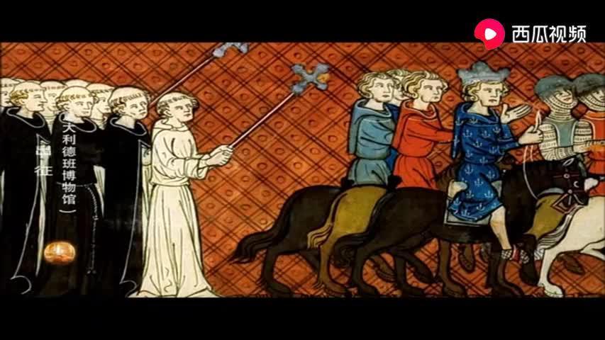 世界历史:十字军东征是为了宗教信仰,还是为了掠夺财富?