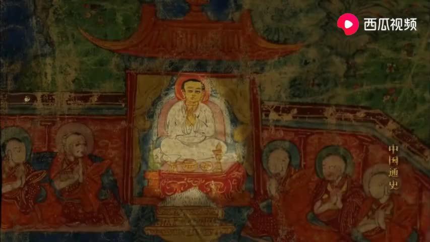 中国通史第72集 归入元朝的一代帝师八思巴