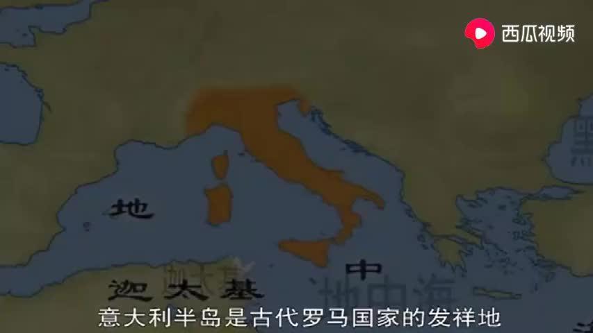 世界历史 第13集 罗马共和国 罗马的辉煌
