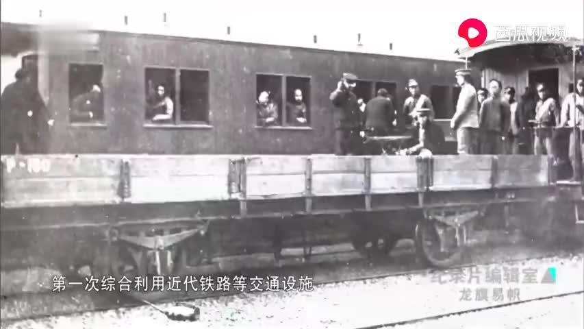 1906年,中国规模最大军事演习,参与人物中出现六位总统