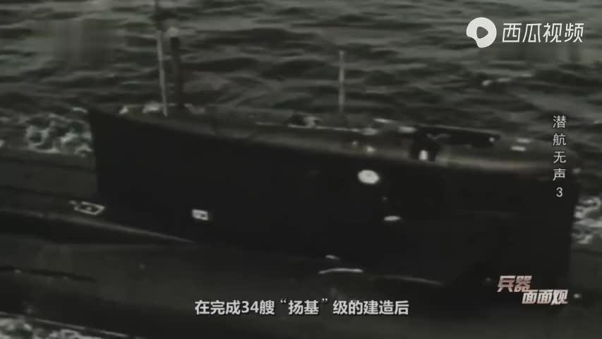 美俄水下核较-北风之神级战略核潜艇性能如何?