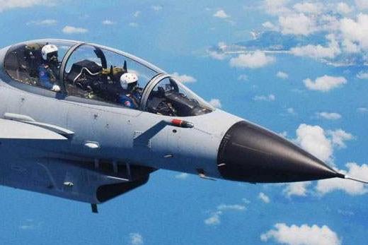 我国战斗机座舱视野普遍没有欧美战斗机座舱视野大吗?