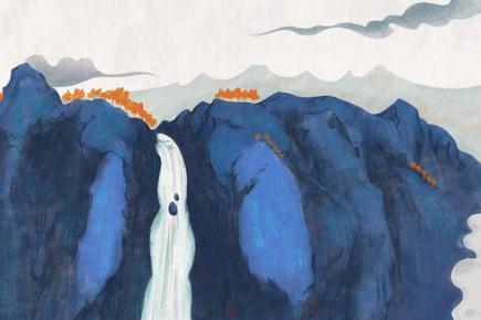 同样是写庐山瀑布之景,李白的这首诗,千年来无人能够超越