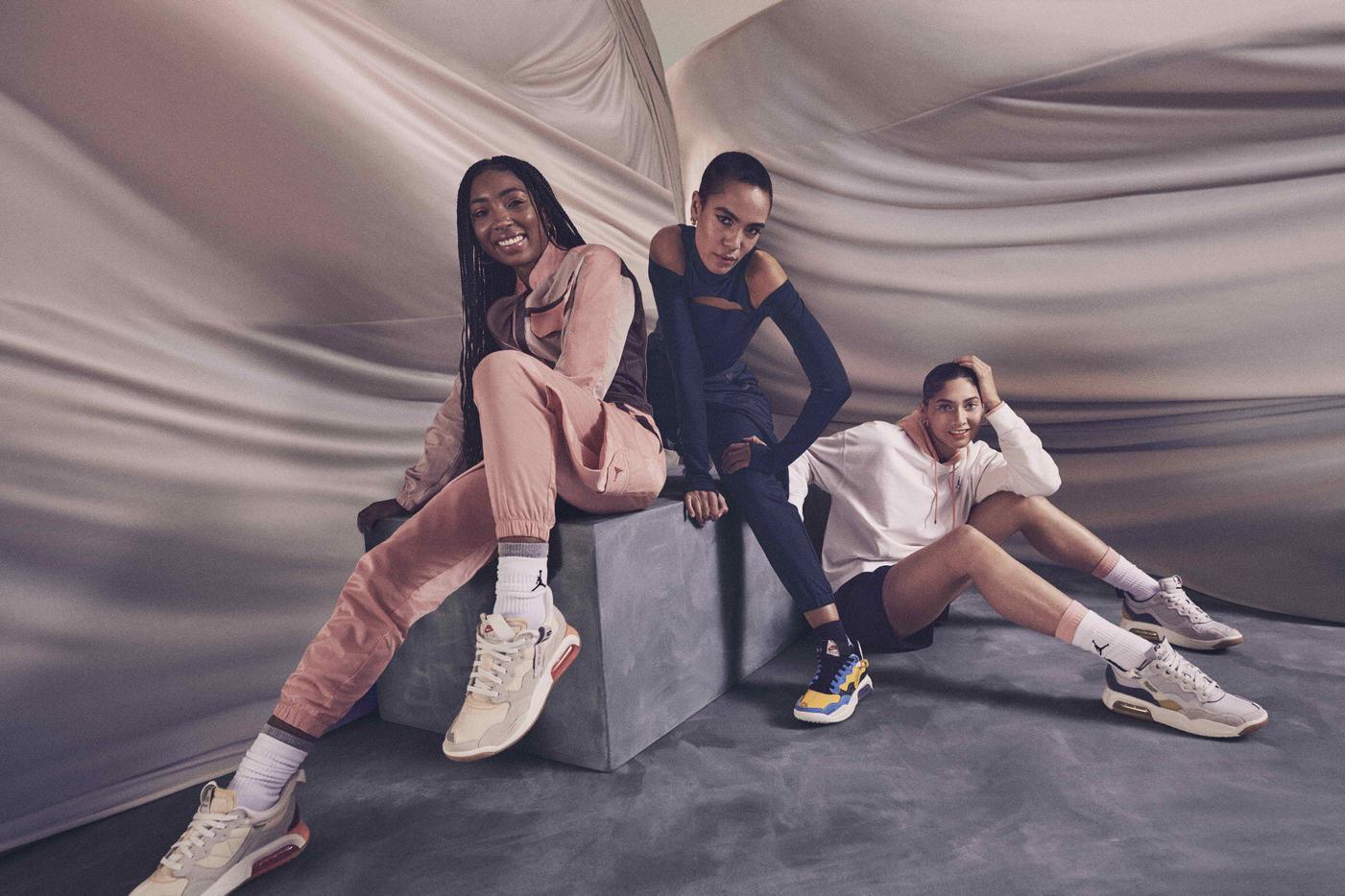 为了让你穿脱更加方便,耐克新鞋 Jordan MA2 官方发布!