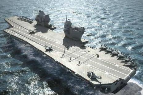 英国皇家海军的航母梦,从极力追求弹射到发展轻型垂直起降