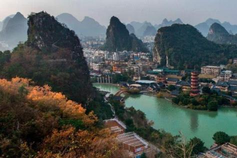 """广西将""""腾飞""""的地级市,曾是公认省内最穷,网友:或与桂林合并"""