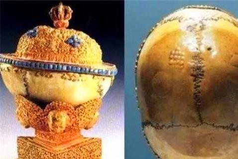 宋理宗的头颅被制成了酒杯,100多年后,朱元璋将其头颅找回厚葬