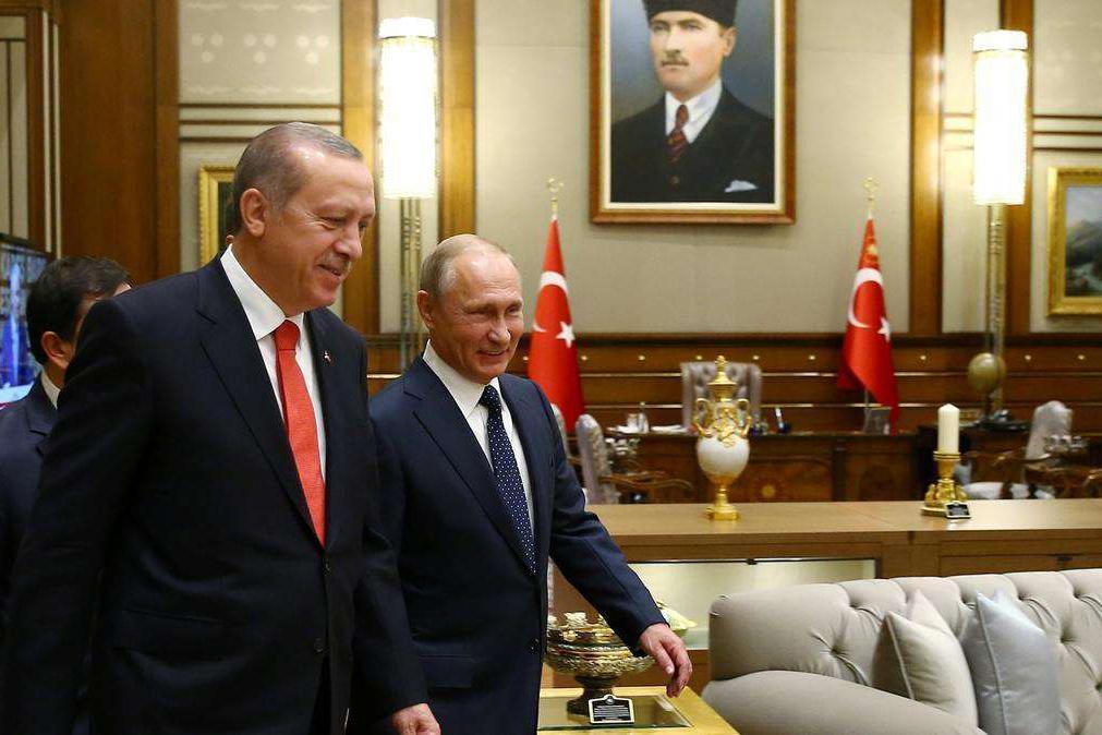 """土耳其""""拒绝""""向美国转售俄制S-400系统可行性报告"""