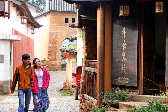 """大理沙溪古镇,被誉为中国""""最美""""小镇之一,可以媲美十年前丽江"""