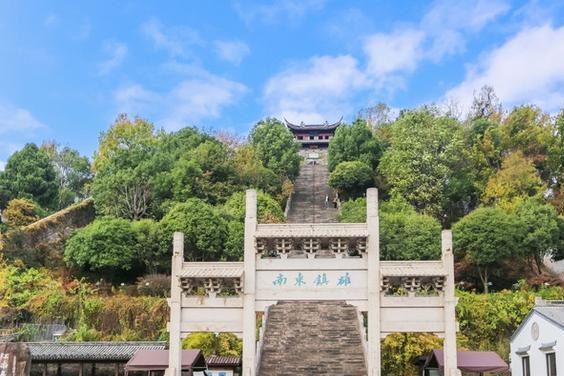 浙江也有一座江南长城,长度只有6公里,比万里长城更便宜更好爬