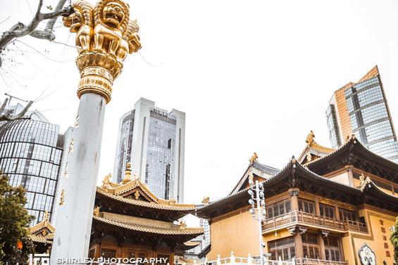 """位于上海市中心的""""最贵""""寺庙,仅地价就值28亿,没有开发商敢拆"""