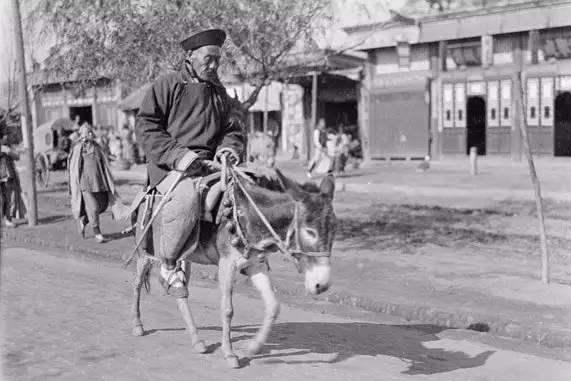 小说家李涵秋的有趣生活:每天上班骑驴,赌气卖驴后坐鸡公车