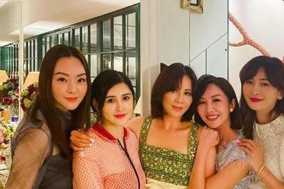 亿万豪宅刘嘉玲party,没有孩子,她成了圈内成功的女明星?