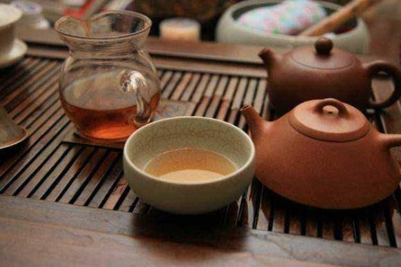 """元稹这首写茶的唐诗,乃是一种名为""""宝塔体""""的古诗"""